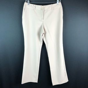 New York & Company Plus Size Khaki Dress Pants